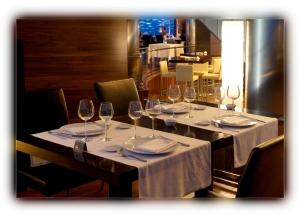 Restaurante Submarino de Valencia